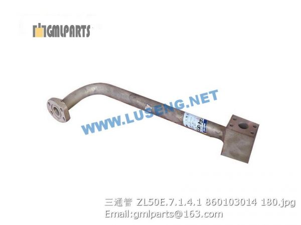 ,TEE OF THE OIL LINE ZL50E.7.1.4.1 860103014