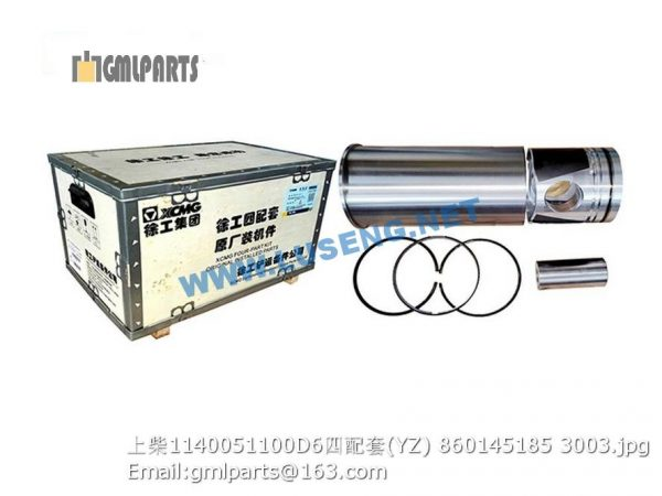 ,1140051100D6 860145185 liner kits