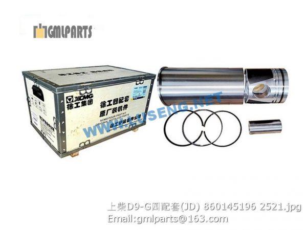 ,shangchai D9-G liner kits 860145196