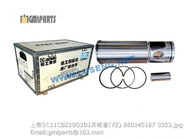 ,SC11CB220G2B1 liner kits 860145187