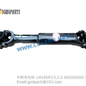 ,MIDDLE DRIVE SHAFT LW160KV.3.2.2 800358428