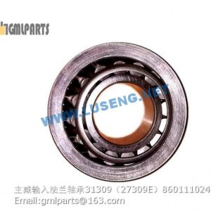 ,BEARING FOR MAIN REDUCER 31309 27309E 860111024