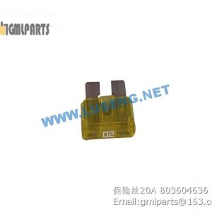 ,803604636 FUSE XCMG 20A