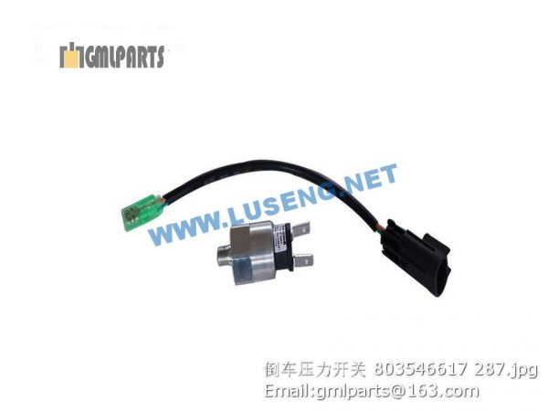,803546617 xcmg switch zl50gv