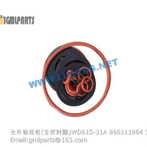 ,o-rings WD615-31A 860111964