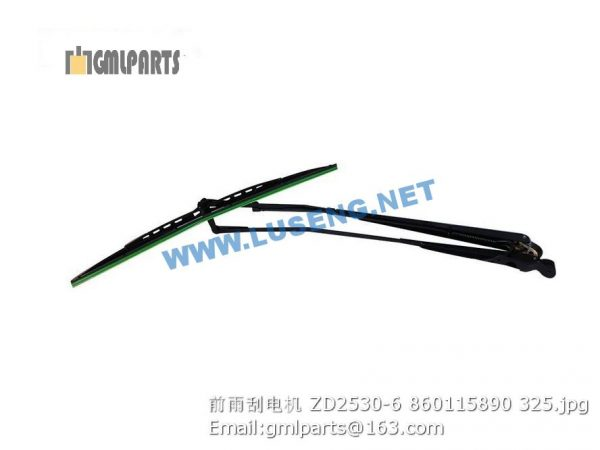 ,wiper motor ZD2530-6 860115890