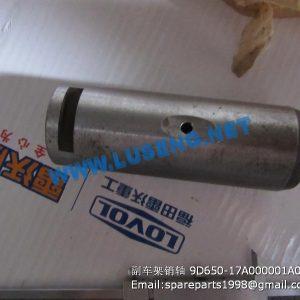 ,Auxiliary frame shaft pin 9D650-17A000001A0 FL936G FL935E