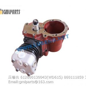 ,AIR COMPRESSOR 612600130043 WD615 860111859