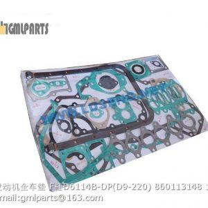 ,GASKET KITS F/D6114B-DP D9-220 860113148