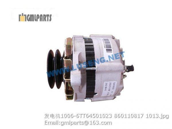 ,alternator 1006-6T T64501023 860110817