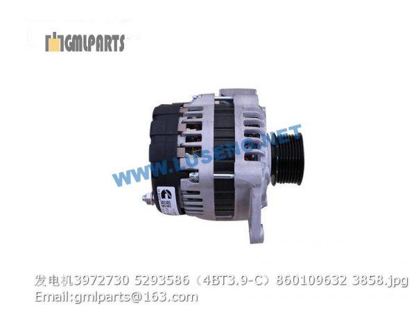 ,alternator 3972730 5293586 4BT3.9-C 860109632