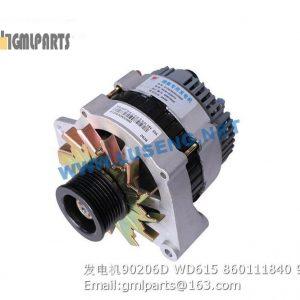,alternator 612600090206D WD615 860111840