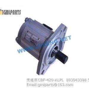 ,803043388 TRANSMISSION PUMP CBF-420-ALPL