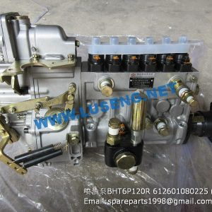 ,BHT6P120R 612601080225 injection pump