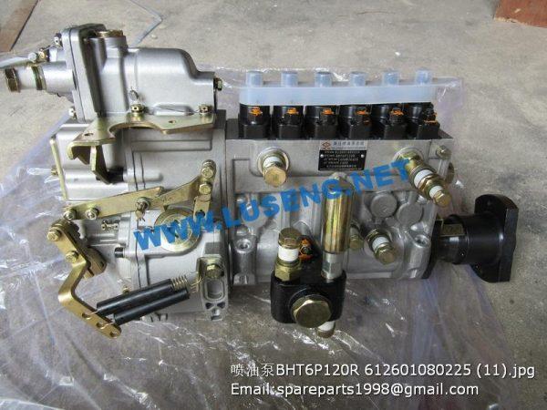 ,BHT6P120R 612601080225 injection pump