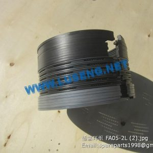 ,PISTON RING GROUP F/A05-2L SHANGCHAI C6121 SPARE PARTS