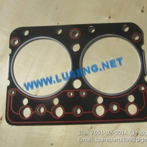 ,head gasket 7651-02-001A 765Ia-02-001a 761G-02-032a shangchai parts