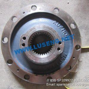 ,SP109922 80513005 motor grader hub 860106379 860106716 4110001903014