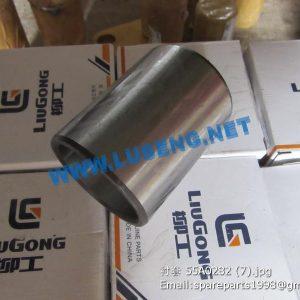 ,55A0282 bushing liugong zl30e clg833 clg835 clg836 wheel loader