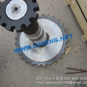 ,85513031 85513030 sprocket ass. liugong xcmg motor grader