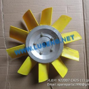 ,fan 922007 CA25 dynapac spare parts
