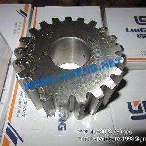 ,PLANETARY GEAR 41A0078 LIUGONG CLG835 CLG835H
