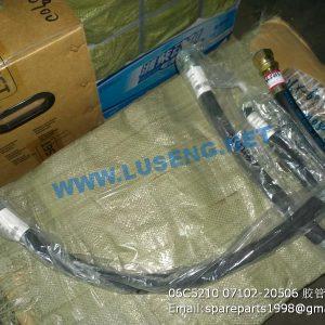 ,06C5210 hose,liugong clgb160 bulldozer
