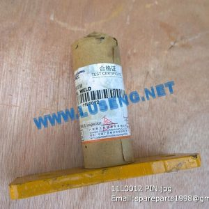 LIUGONG SPARE PARTS,11L0012,PIN,11L0012 PIN LIUGONG SPARE PARTS 11L0012