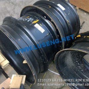 ,1210123 GR215 WHEEL RIM xcmg motor grader