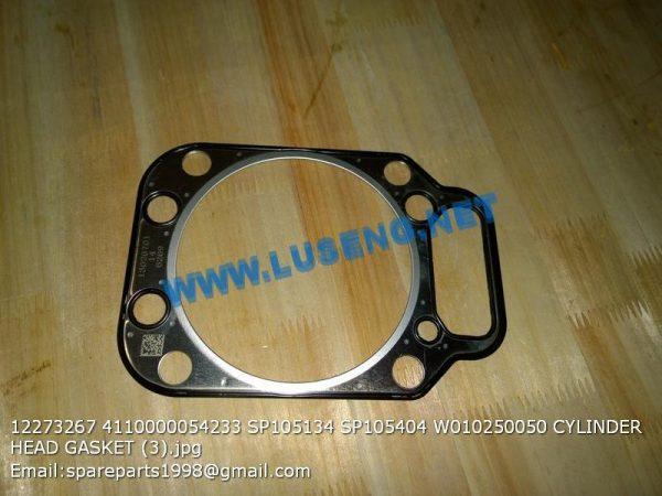 ,12273267 4110000054233 SP105134 SP105404 W010250050 CYLINDER HEAD GASKET