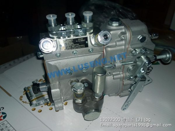 ,13022000 FUEL INJECTION PUMP WEICHAI SPARE PARTS