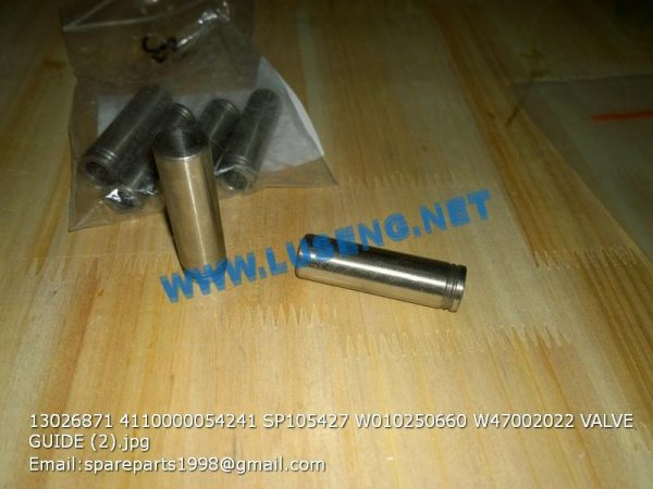 ,13026871 4110000054241 SP105427 W010250660 W47002022 VALVE GUIDE