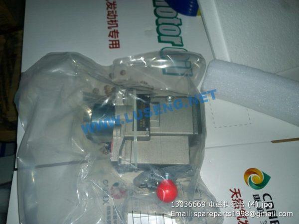 ,13036669 Electromagnetic Actuator WEICHAI SPARE PARTS