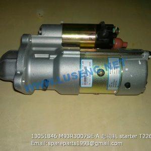 ,13051846 M93R3007SE-A motor starter T226B-3