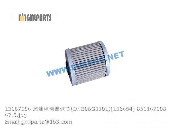,860147008 13067054 filter DHB06G0101 108454