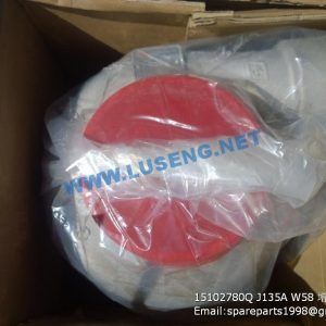 ,15102780Q J135A W58 TURBOCHARGER