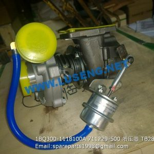 ,1BQ300-1118100A 711229-500 yuchai turbocharger TB28