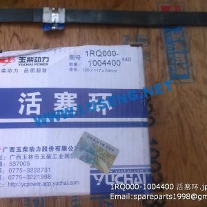 ,1RQ000-1004400 YUCHAI PISTON RING