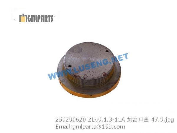 ,250200620 ZL40.1.3-11A Cover