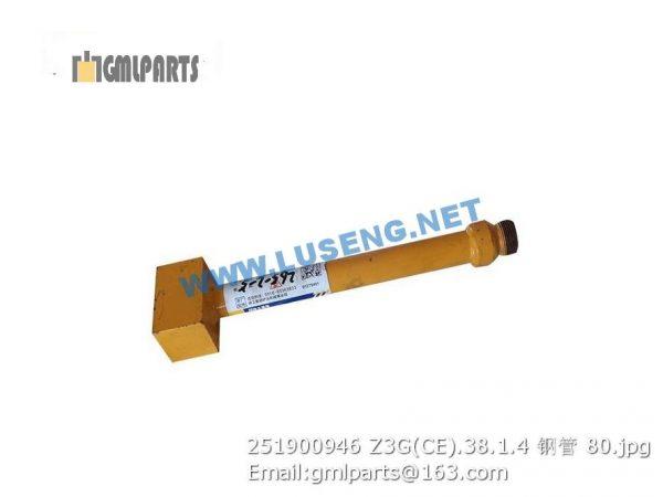 ,251900946 Z3G(CE).38.1.4 Steel Tube