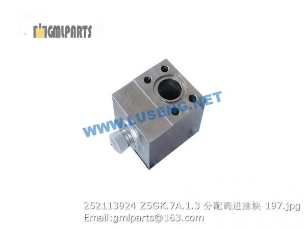 ,252113924 Z5GK.7A.1.3 Joint Block