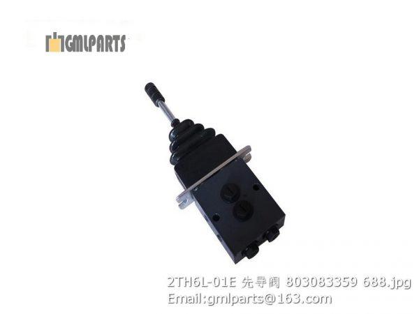 ,2TH6L-01E JOYSTICK XCMG 803083359