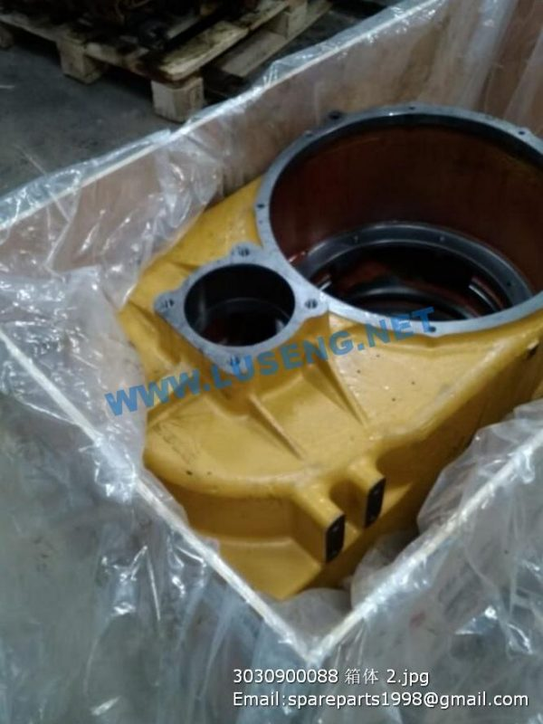 ,3030900088 Gearbox housing LG936L LG953L SPARE PARTS