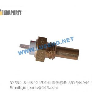 ,323801004002 VDO Oil Temperature Sensor 803544046