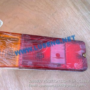 ,32B0038 POSITION LIGHT-RH LIUGONG SPARE PARTS