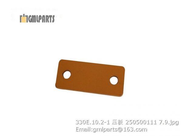 ,250500111 330E.10.2-1 Plank