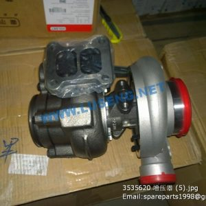 ,3535620 HOLSET TURBOCHARGER