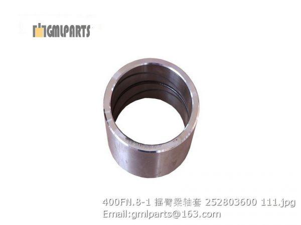 ,252803600 400FN.8-1 Bushing XCMG LW400FN PARTS