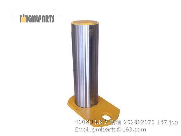 ,252802076 400K(L).8.7 pin lw400k wheel loader parts