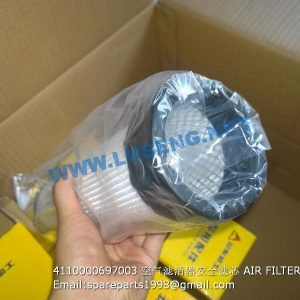 ,4110000697003 SDLG AIR FILTER